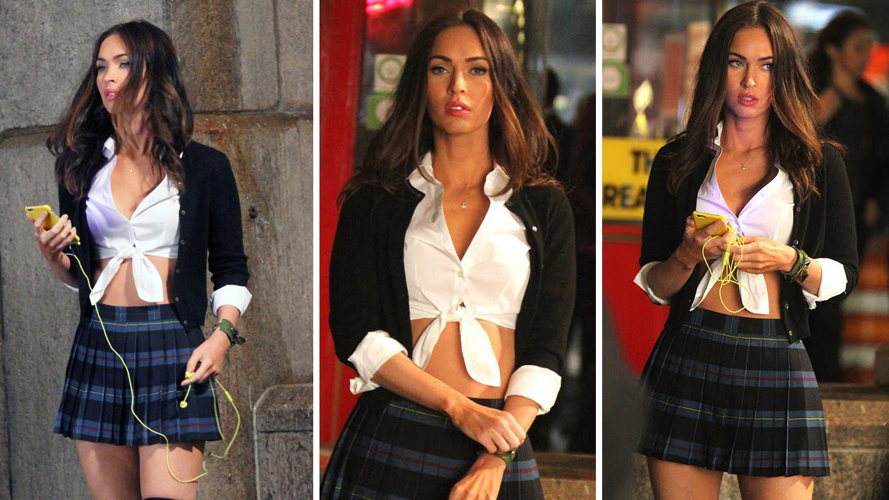 10 Megan Fox Looks That Will Drop Your Jaw