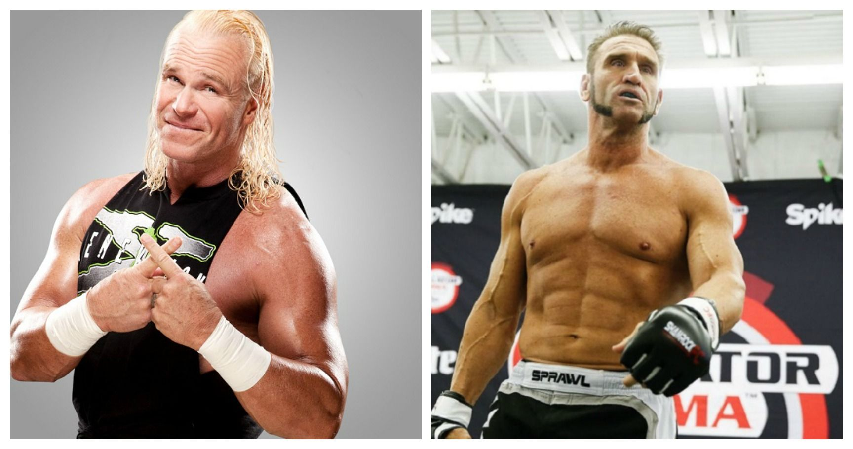 12 Retired Wrestlers Who Are Shockingly In Phenomenal Shape