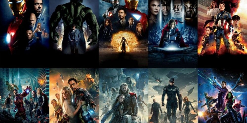 The 13 MCU Films Ranked: From Worst To First