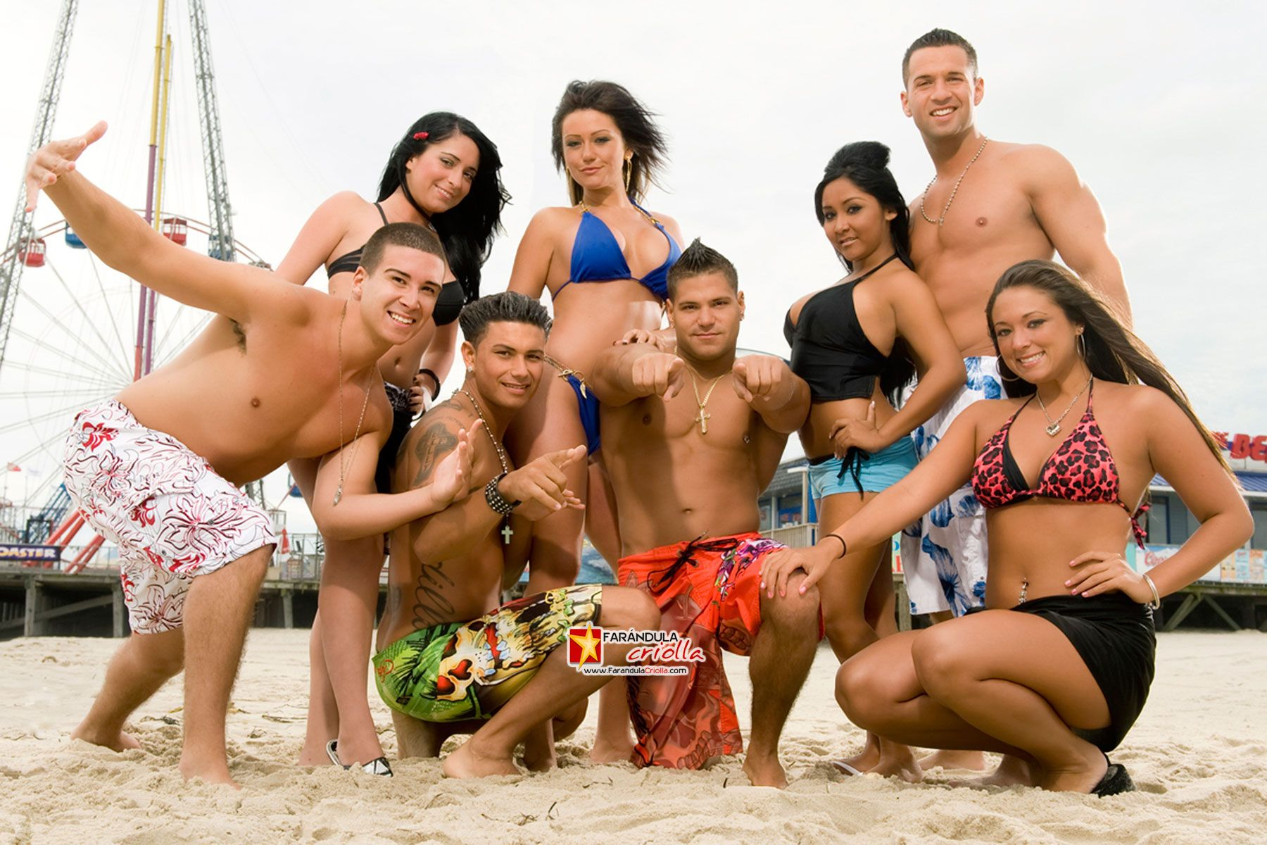 Remember These 15 Jersey Shore Hotties?
