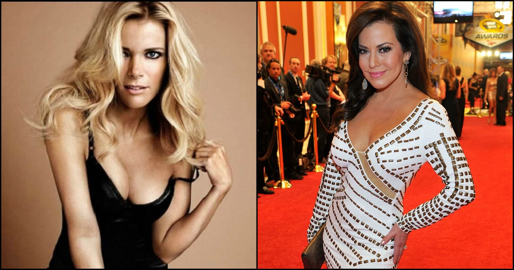 The 20 Most Beautiful News Women in America
