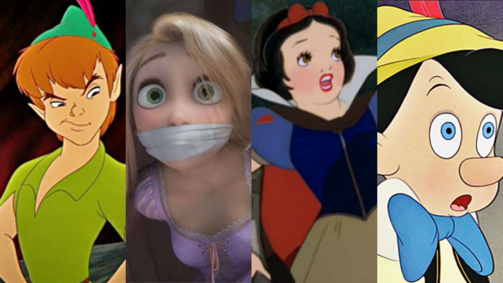 15 Disney Films That Have Extremely Horrific Origin Stories