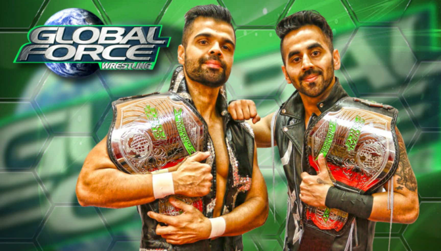20 Things You Didn't Know About WWE Cruiserweight Classic's The Bollywood Boyz