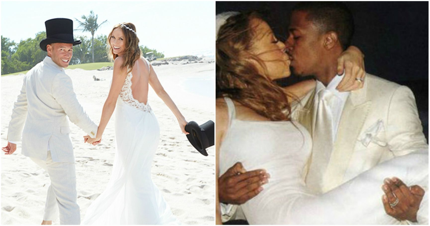 15 of Hollywood's Shockingly Cheap Weddings