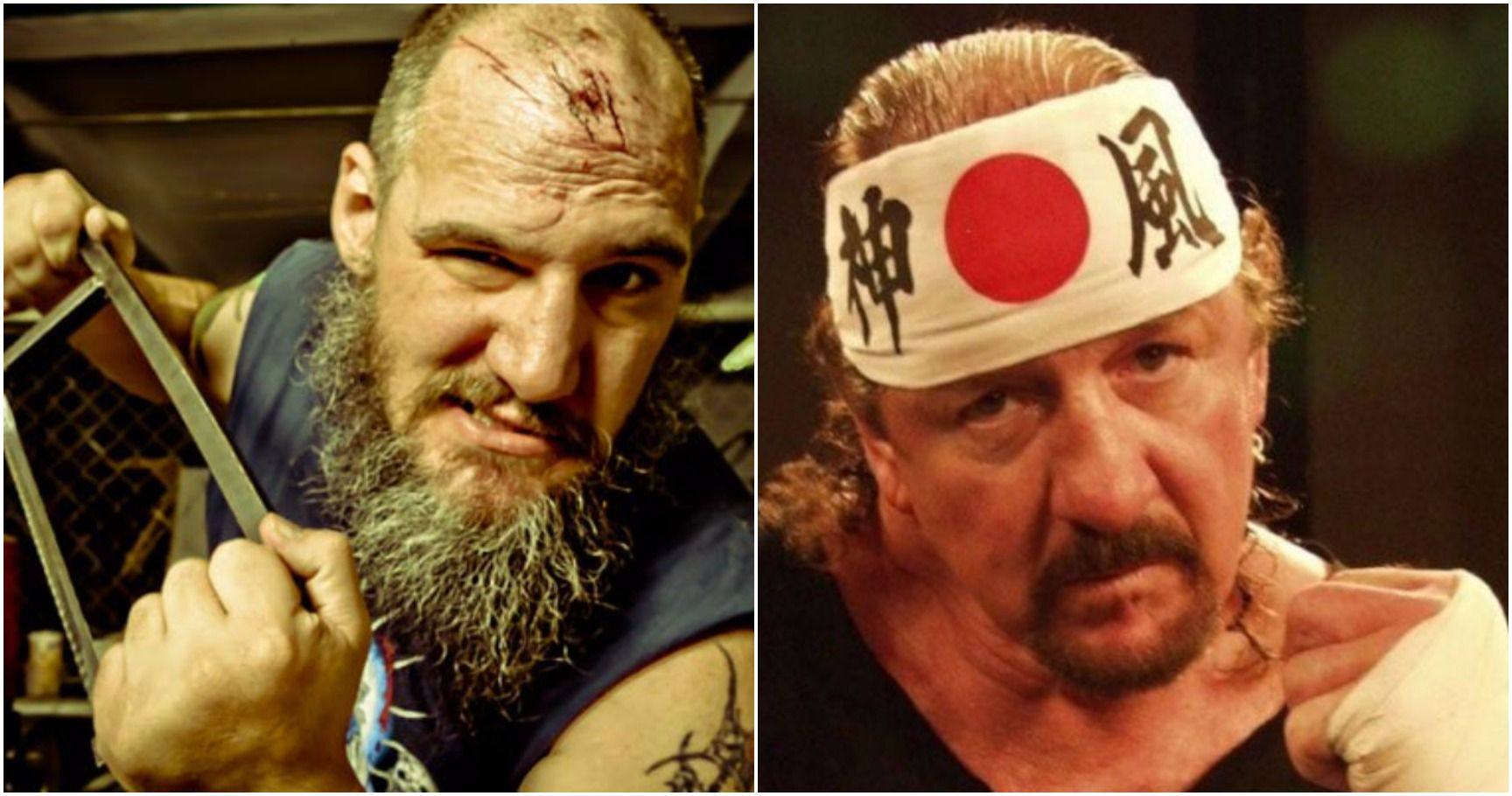 The 15 Most Insanely Hardcore Wrestlers That Ever Lived