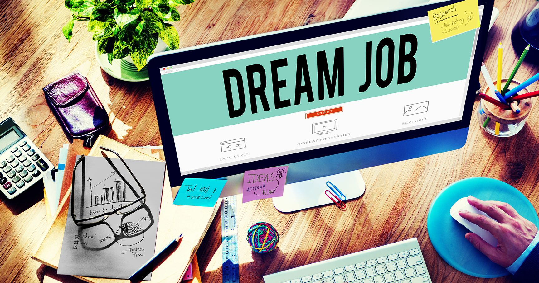 What Makes The Ultimate Dream Job?