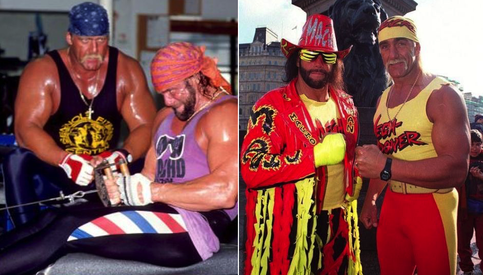 8 Wrestlers That Were Better With The WWE And 7 Better With WCW