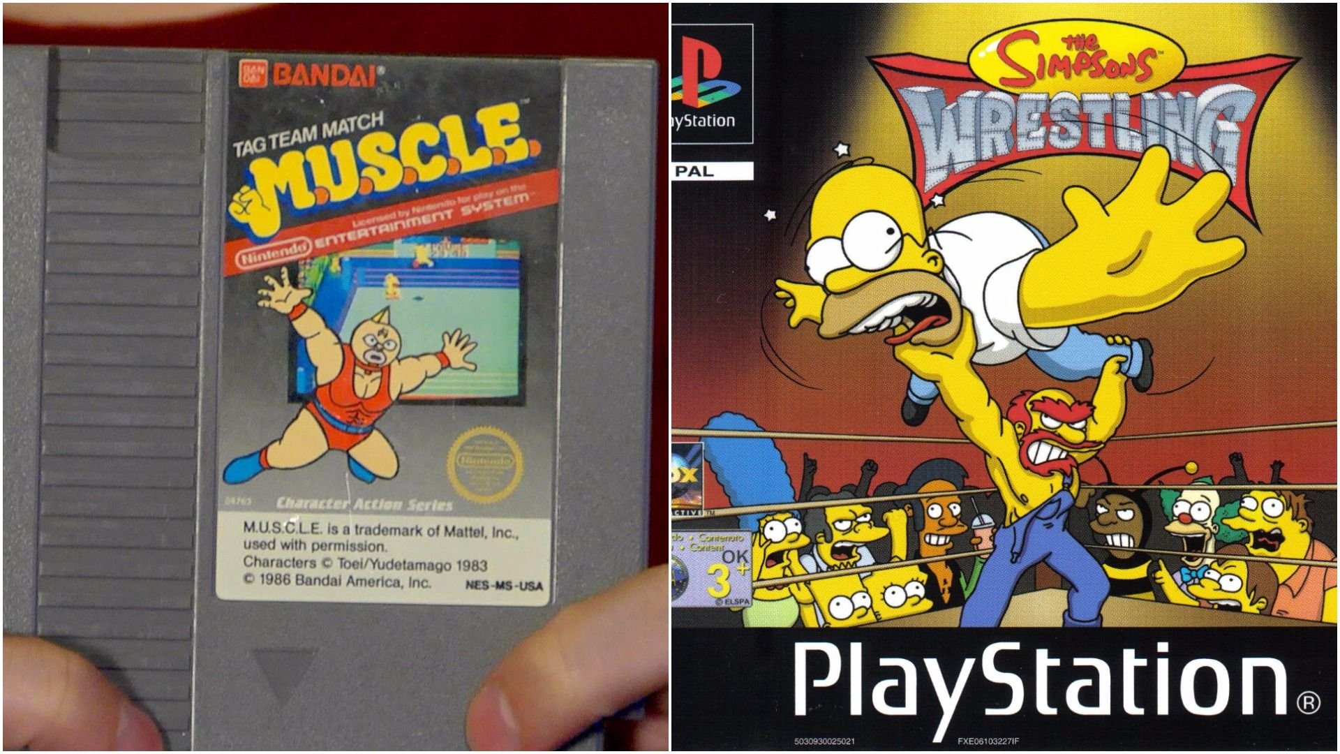 The 15 Worst Wrestling Video Games In History | TheRichest