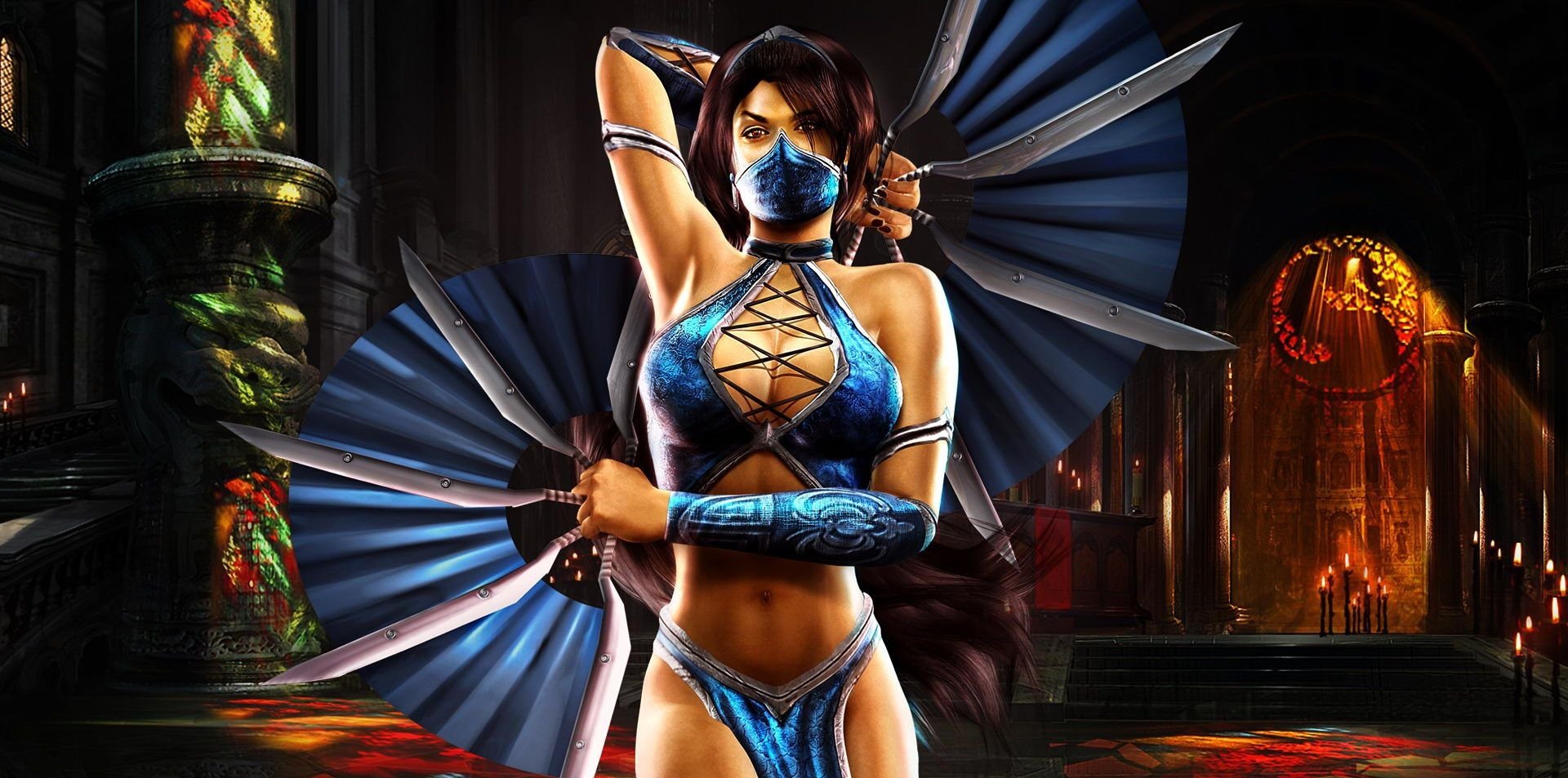 katona naked on mortal kombat