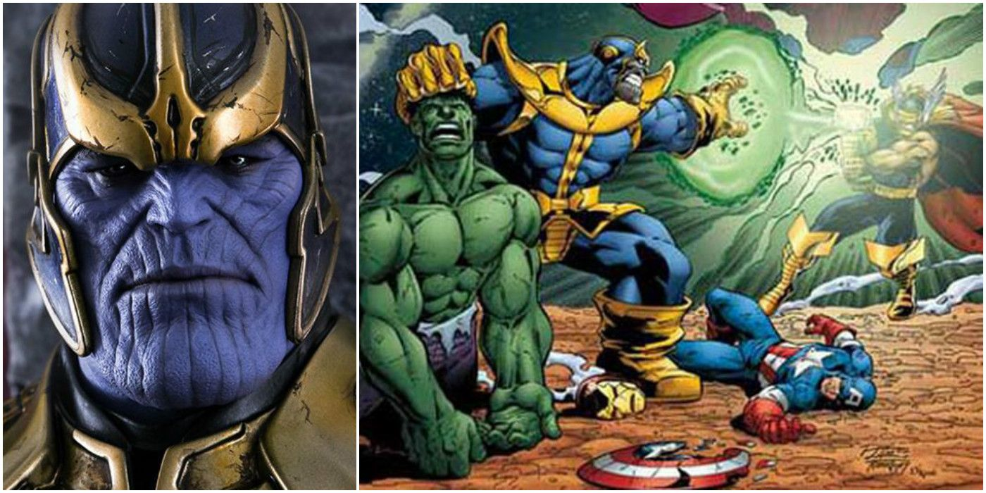 15 things you didnt know about marvels thanos therichest
