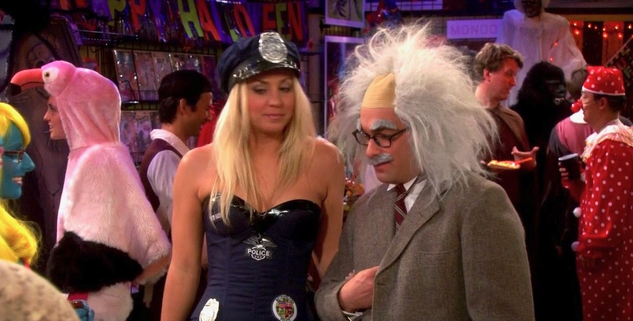 c8c1618e9d1 15 Times Kaley Cuoco Made Us Sweat on  The Big Bang Theory