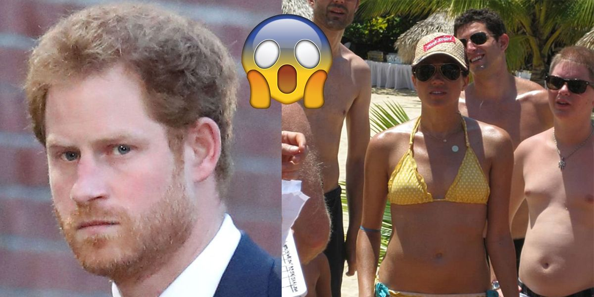 15 Photos Of Meghan Markle That Prince Harry Doesnt Want You To See