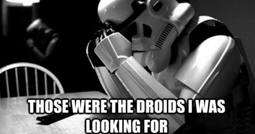15 Savage Star Wars Memes That Are Strong With The Force