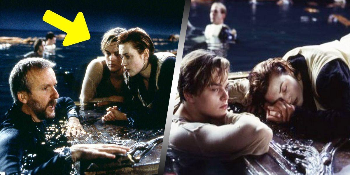 Rose titanic nude scene movie