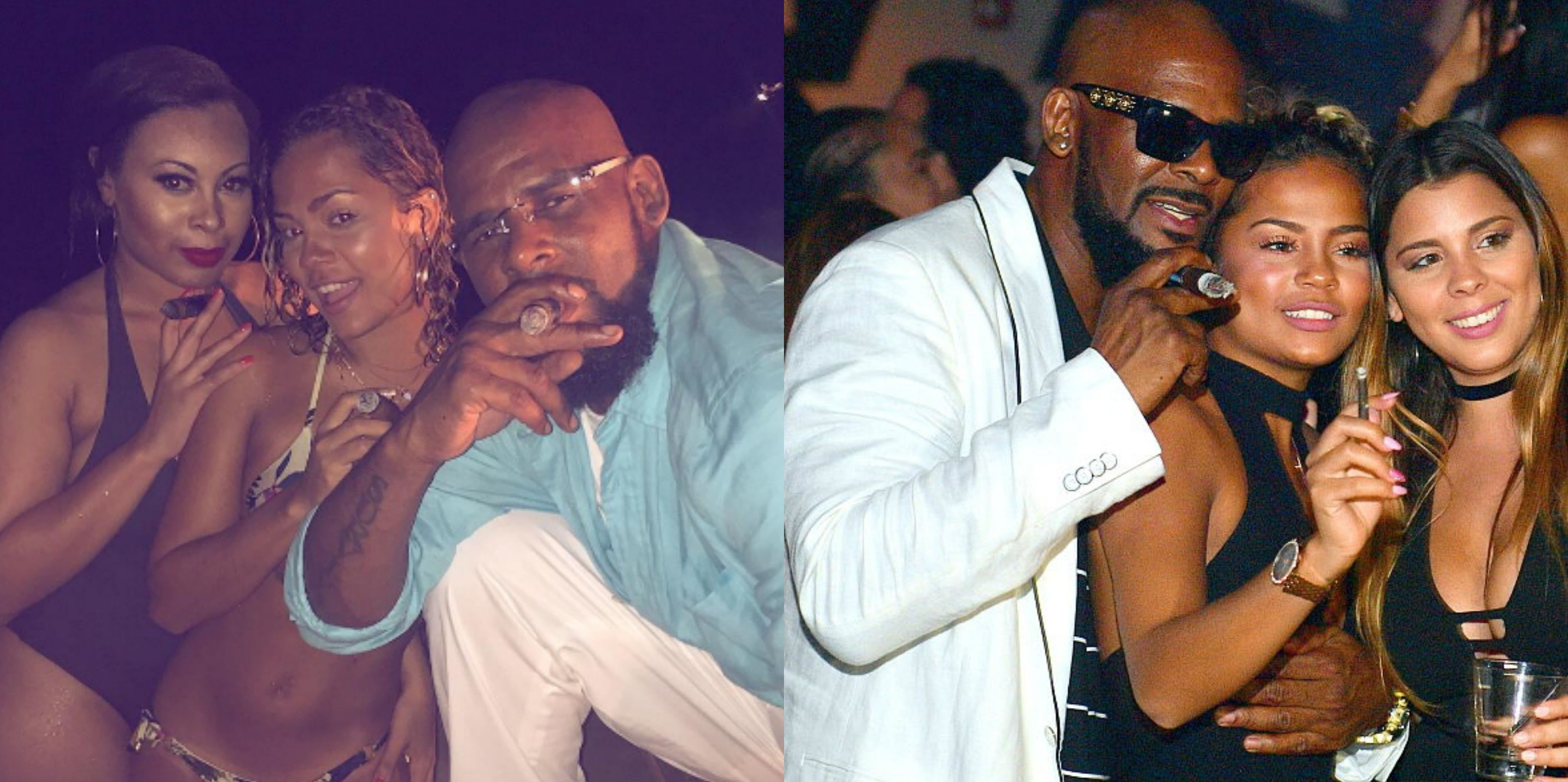 Shocking Details About R. Kelly's Alleged Cult | TheRichest