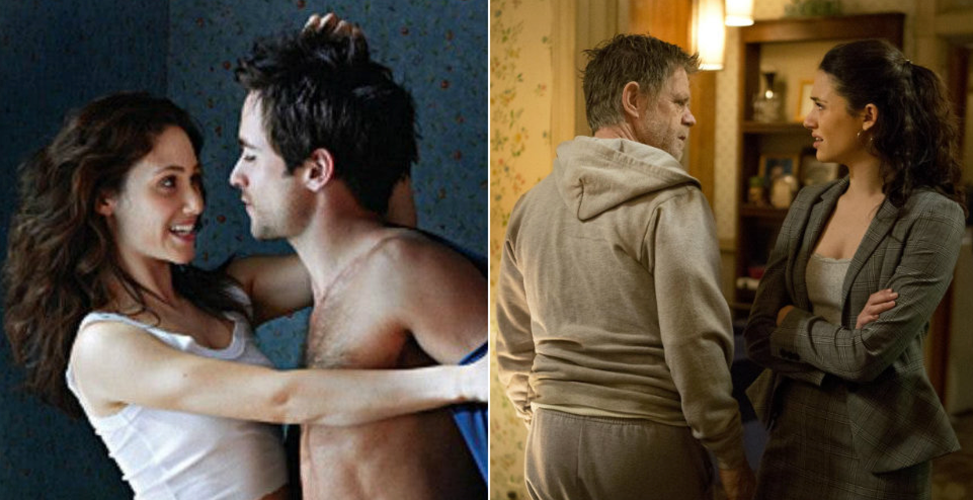 Is There Nudity In Shameless shameless confessions: scenes that were almost too shameful