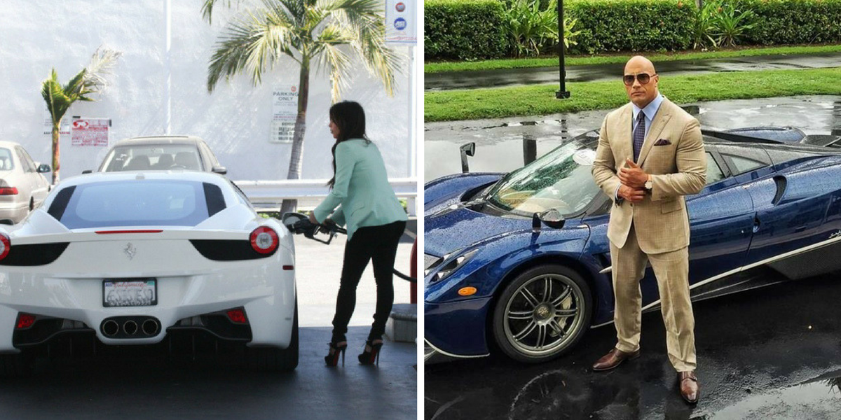 jay-z's $7 million dollar maybach and 19 other exclusive celeb cars