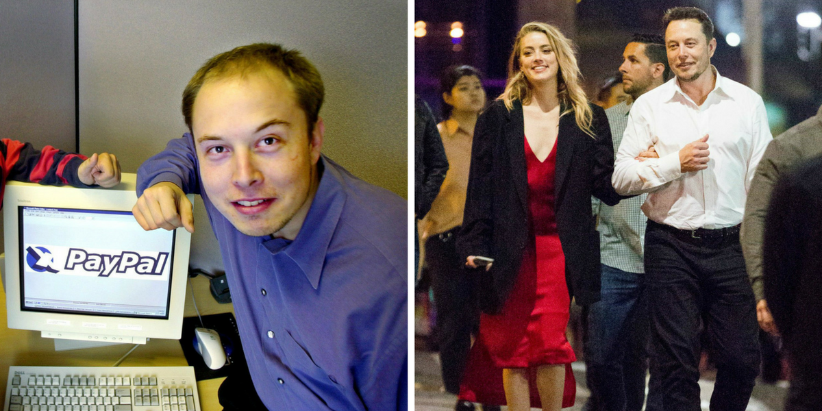 How Elon Musk Transformed His Fashion Style From Nerd To CEO Dating