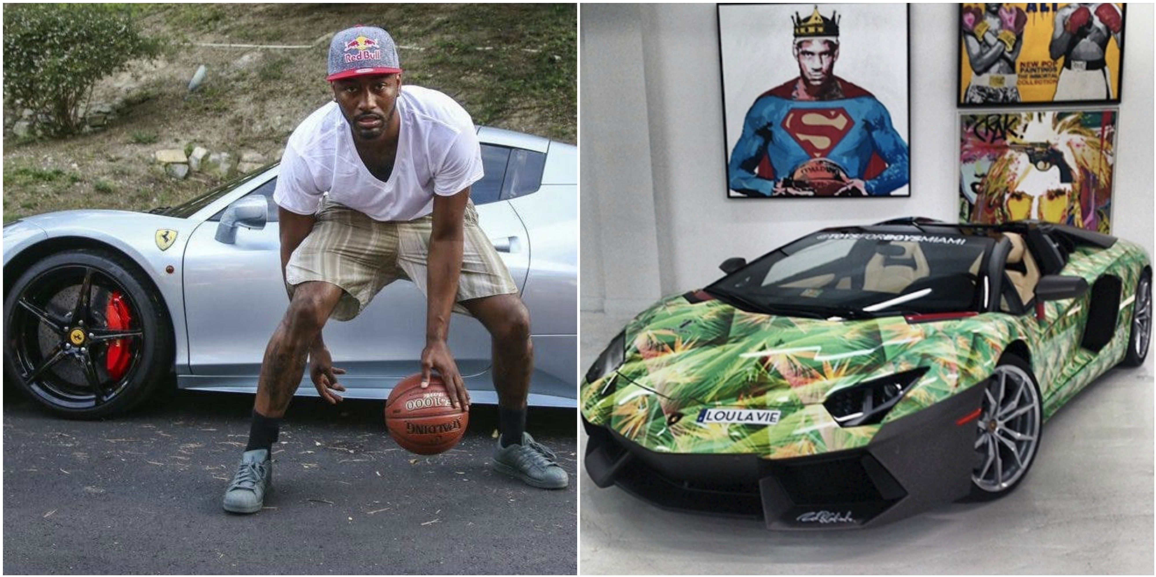 Nba Players Cars: 25 NBA Players With The Most Baller Cars In The League