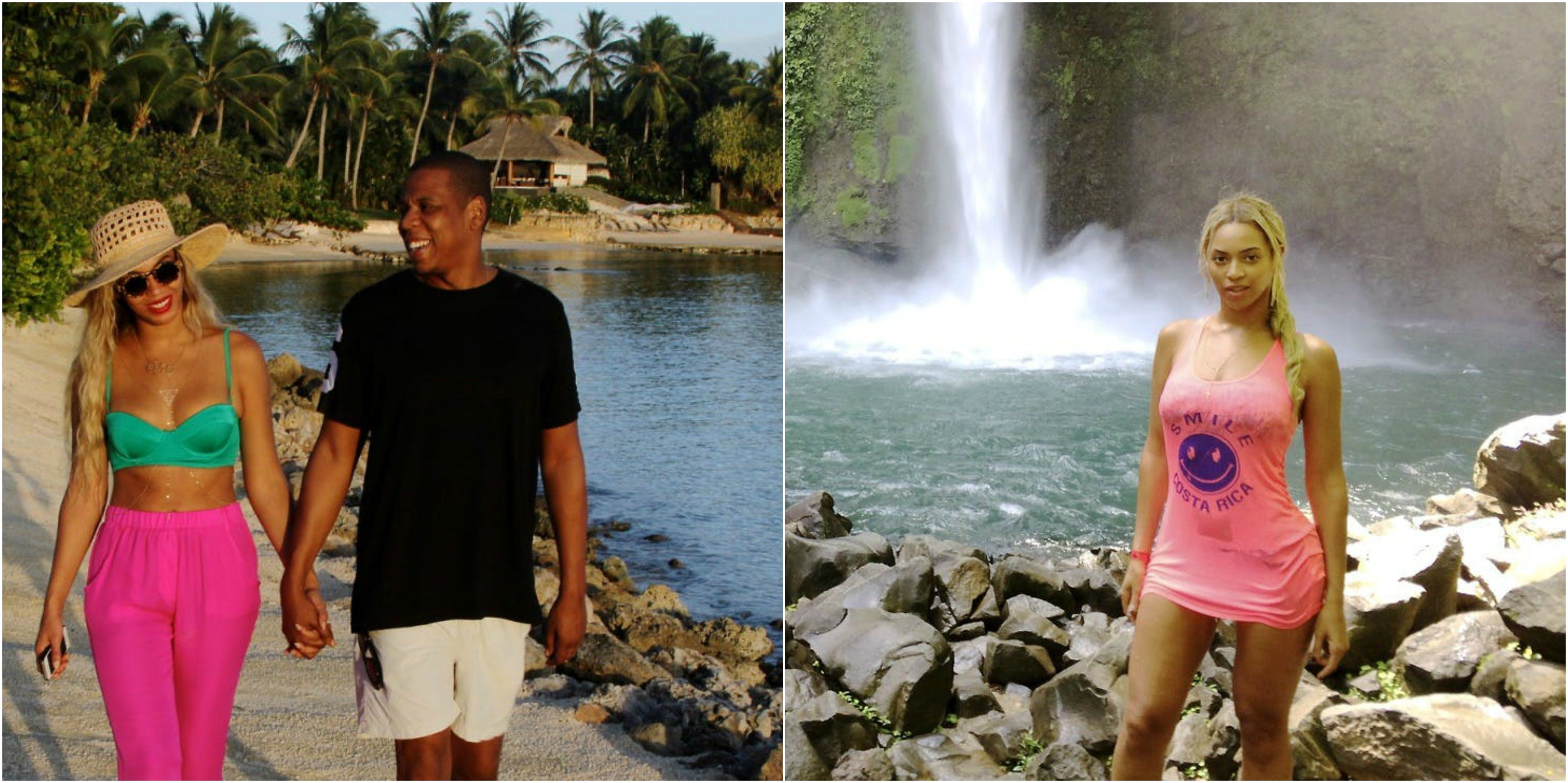 15 Photos That Prove Jay Z And Beyonce Vacation In ...