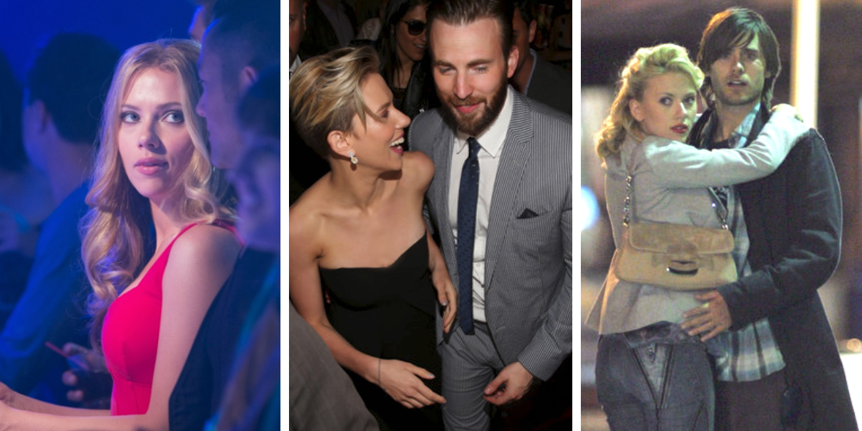 15 Guys Who Were Lucky Enough To Date Scarlett Johansson