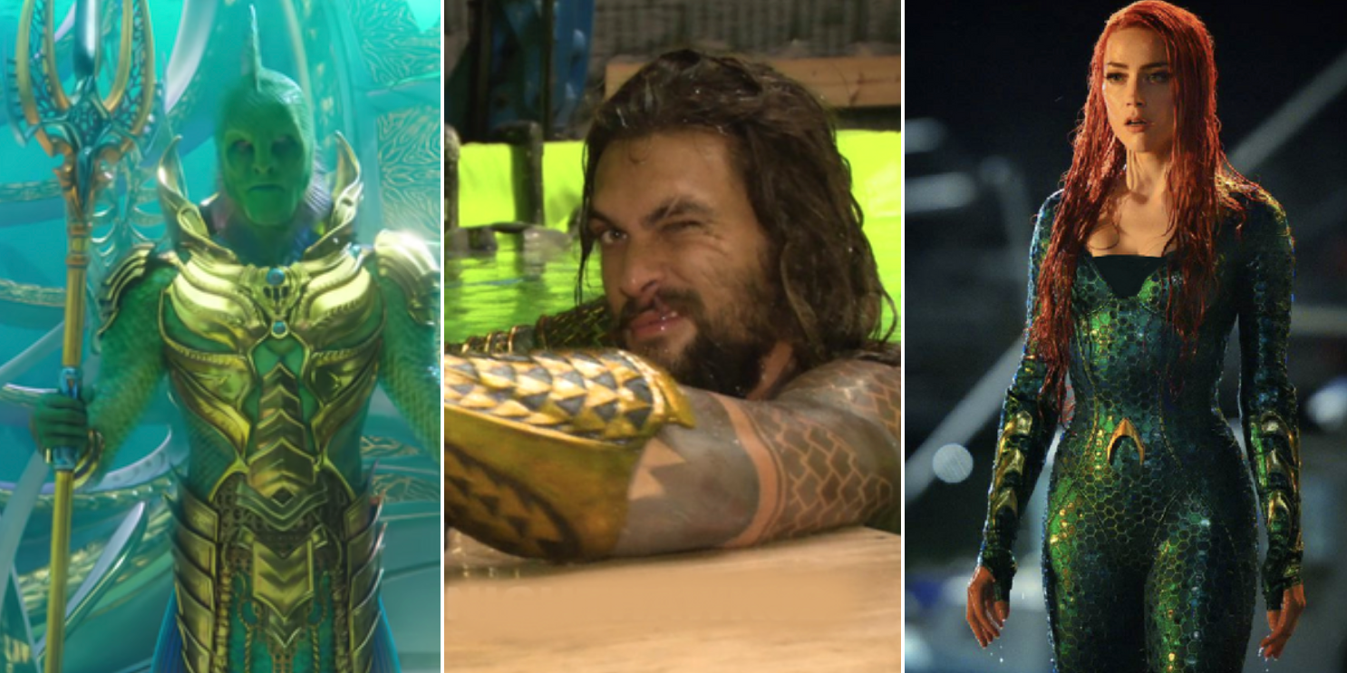 Aquaman Tattoo Design: 20 Things We Know So Far About Aquaman Fans Should Get