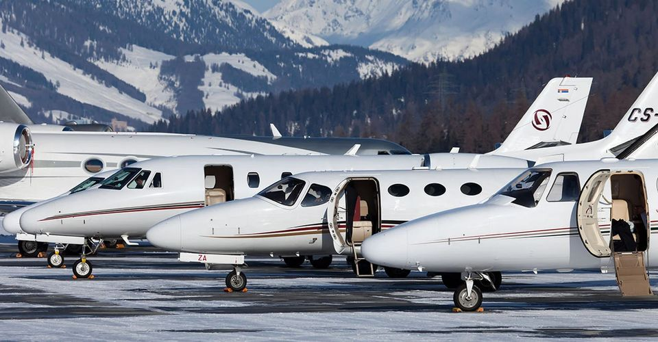 10 Most Expensive Private Jets Therichest