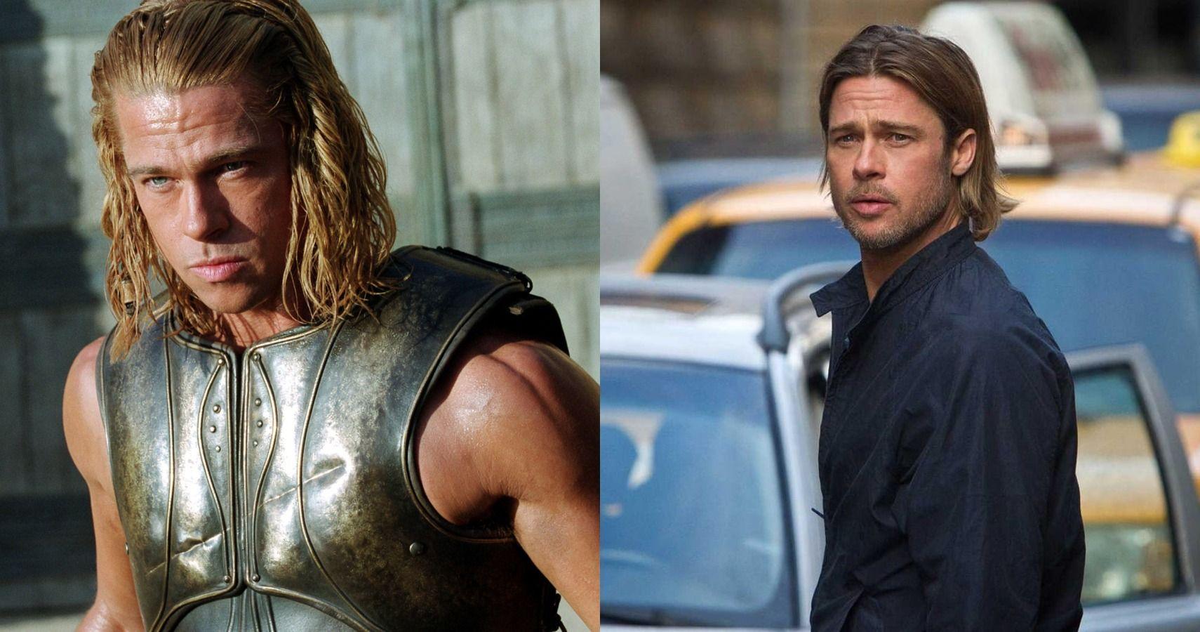 Brad Pitt Movies List: Best to Worst