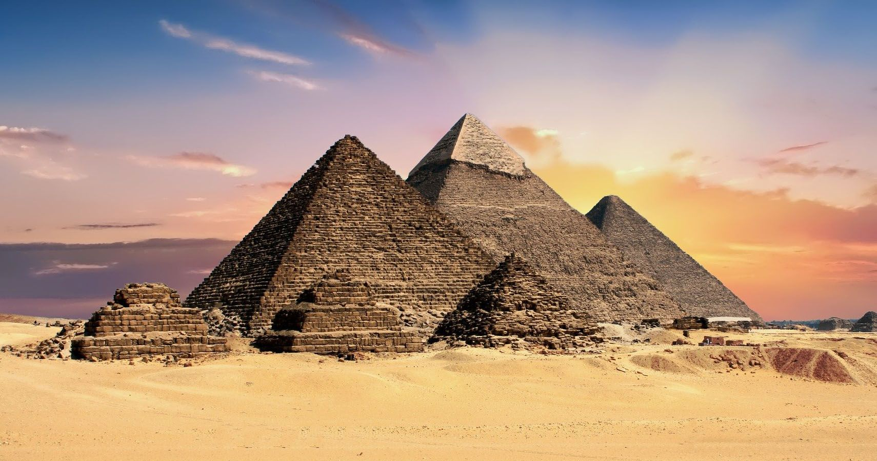 Building The Great Pyramids Of Giza Would Cost Crazy Amounts Today
