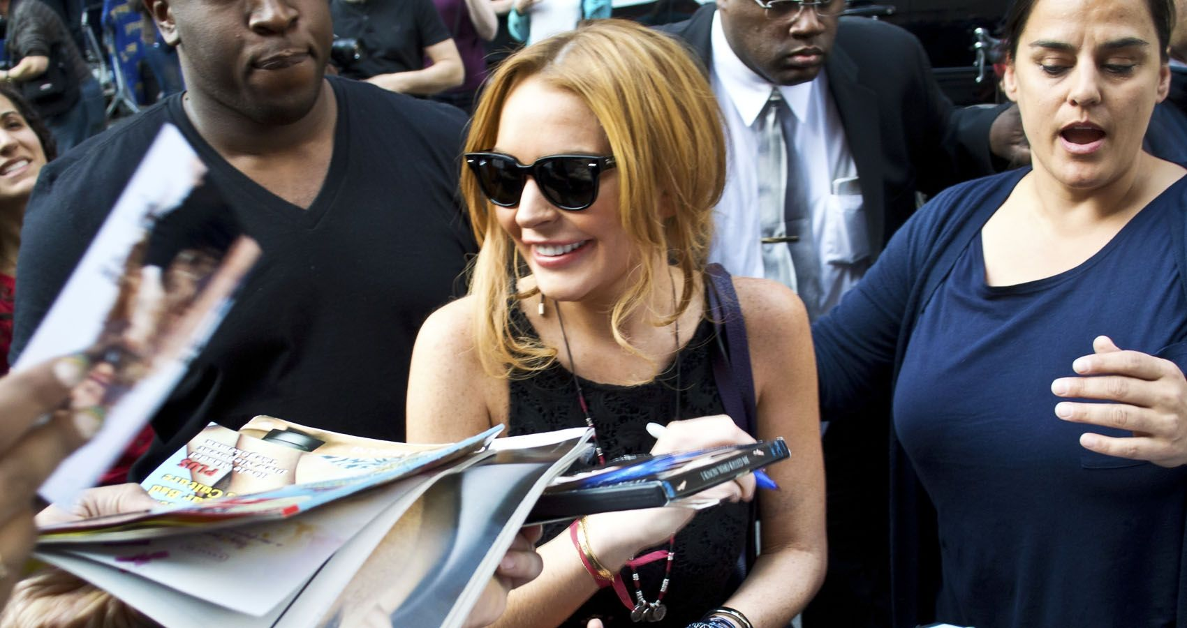 Falling From Grace: How Lindsay Lohan Lost Millions