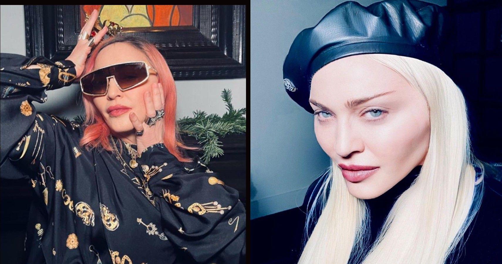 Madonna Puts Her $19.3 Million Mansion On Full Display