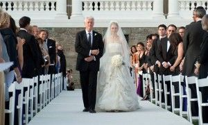 Bill Clinton's Daughter's Wedding