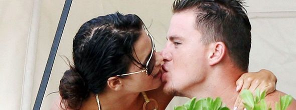Jenna and Channing Tatum Reveal that Their Baby's Arrival Will Soon Take Place in London