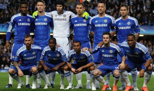 Chelsea-Squad
