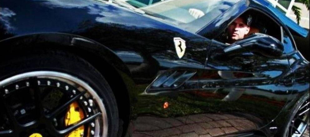 Mike Sorrentino Car: Ferrari California