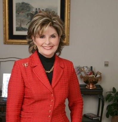 Gloria Allred and daughter Lisa Bloom Portrait session