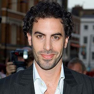 Sacha Baron Cohen Net Worth