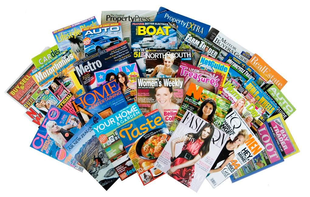 The Top Ten Best Selling Magazines In The United States
