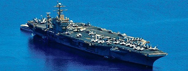 The Biggest Aircraft Carriers in the World