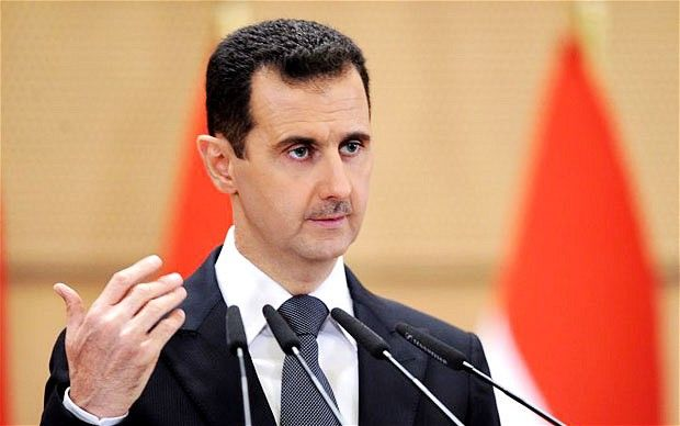 Bashar al-Assad Net Worth