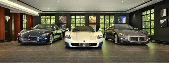 Top 10 Most Expensive Car Garages In The World Therichest