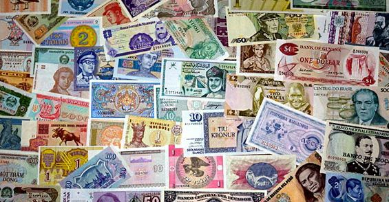 Top 10 Most Beautiful Currencies In The World Therichest