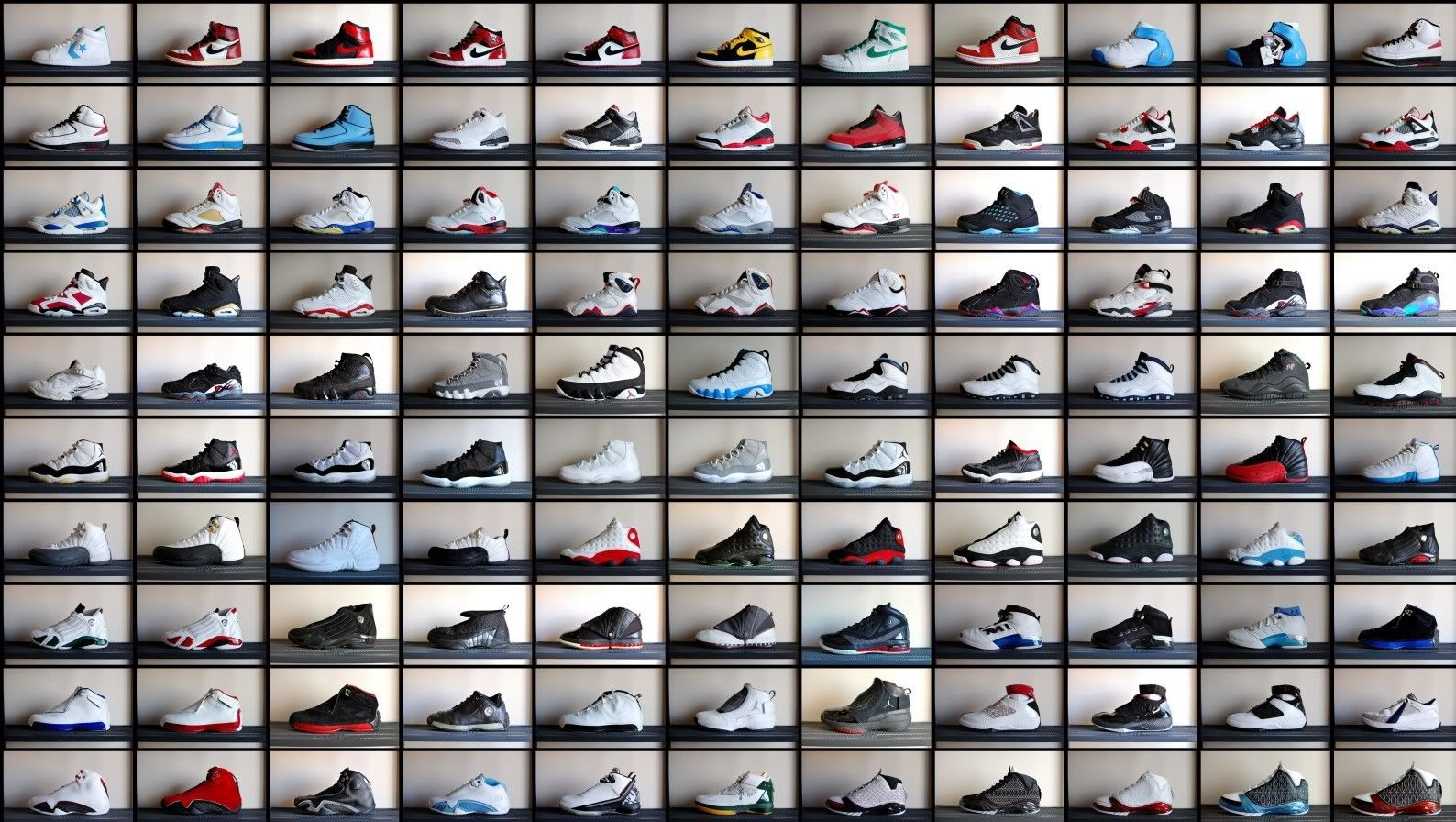 all nike shoes ever made