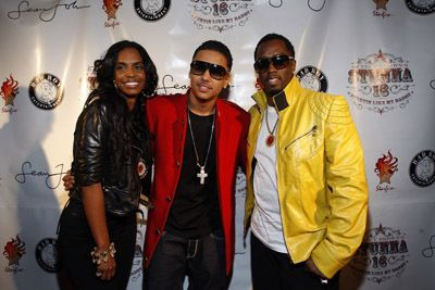kim-porter-quincy-brown-diddy-bday