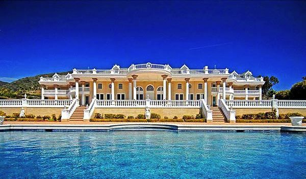 The most expensive homes houses in america therichest for Most expensive house in us