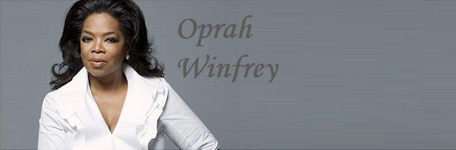 essay on oprah winfrey biography