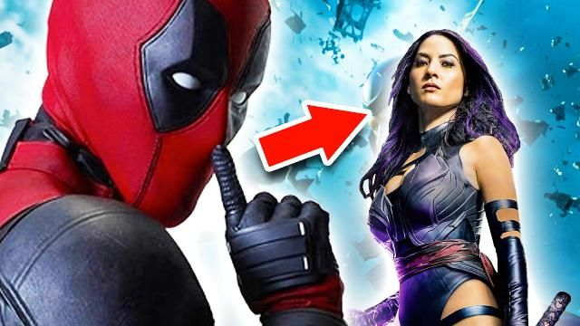 DEADPOOL + X-MEN SECRET CONNECTION (Behind The Scenes Movie Facts)
