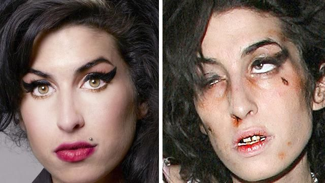 10 Famous People Ruined By Drugs